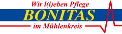 Bonitas Pflegedienst ambulante Intensivpflege logo